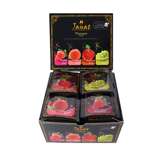 Four Flavour Assortments