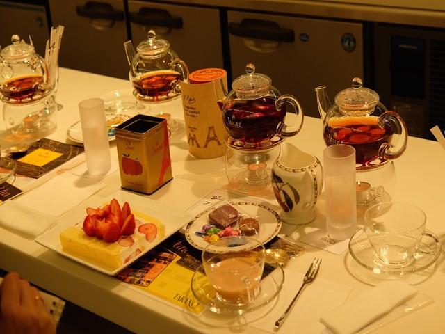 Janat Paris and Takano Shinjuku hosted a unique tea seminar
