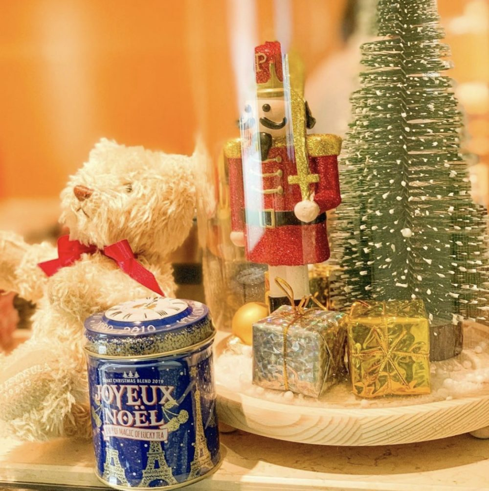 ジャンナッツ クリスマスブレンド2019 限定缶で初登場!
